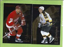 1996-97  PINNACLE ZENITH HOCKEY COMPLETE SET W/ROOKIES 1 to 150