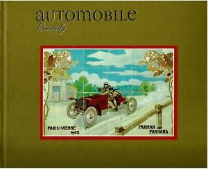 AUTOMOBILE QUARTERLY VOLUME 23 NUMBER 4