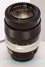 NIKKOR-Q 135mm/f2.8 Nippon Kogaku Ai-mod #206806 with AF dandelion chip original