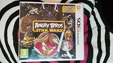 JUEGO NUEVO Y PRECINTADO ANGRY BIRDS STAR WARS. NINTENDO 3DS. VER FOTOS. LEER