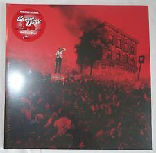 "2014 Shaun Of The Dead - 12"" Mondo OST Strawberry Swirl Colored Vinyl LP by Jock"