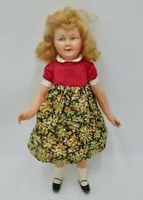 Cute Larger Size Celluloid French Doll