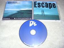 JAPAN RARE OOP Dr. Strange Love CD Escape EP 1997 J-POP Angel's Rock LIVE Pony