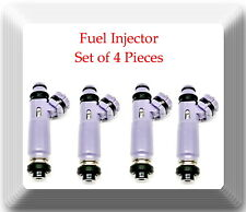 4x OEM For Mazda Miata 1.8L L4 MX-5 MX5 (2001-2005) Fuel Injectors 195500-4060