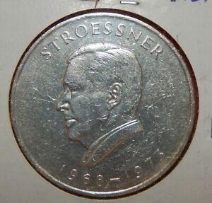 Paraguay 1973 300 Guaranies XF+