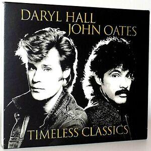 Daryl Hall And John Oates: Timeless Classics CD Album (2017) Immediate Dispatch