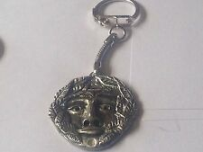 the Green man code dr84 Made From Fine English Pewter on a Snake Keyring