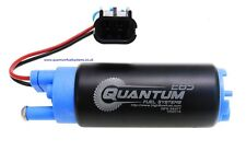 Qfs 340LPH Réservoir Essence Pompe W/Installation Kit Stealth 340 Turbine E85