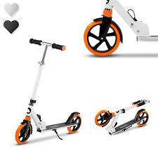 Lionelo Luca Kinder-Roller - Weiß/Orange