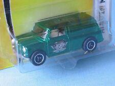 Matchbox austin mini van vert 55th anniversaire jouet voiture modèle