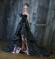 Handmade Outfit for Fashion Royalty,Fr2,Barbie model muse doll by Monaeglow