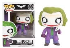 Batman Dark Knight The Joker Pop! Funko heroes Vinyl Figure n° 36