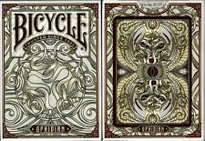Ophidian Bicycle Playing Cards Poker Size Deck USPCC Custom Limited Edition New