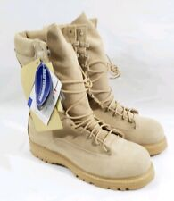Matterhorn Waterproof Tan Leather Insulated Field Boot Safety Toe Men's 7.5 Med