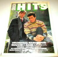 Smash Hits Jan 7-20, 1982/OMD/Depeche Mode/Soft Cell/Pink Floyd/Adam Ant/Queen