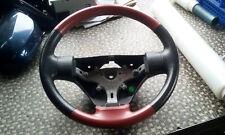 Lenkrad Leder Lederlenkrad rot-schwarz Hyundai Getz Bj. 06 56111-1E500 #18 *