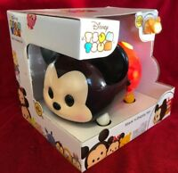 Mickey Mouse Tsum Tsum Carry Storage Case 23cm New with Exclusive Figure