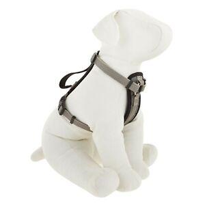 New KONG COMFORT PADDED DOG HARNESS -  gray - MEDIUM M