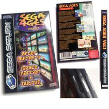 Jeux vidéo pour action et aventure et Sega Saturn SEGA