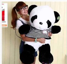 "32"" Giant Big Panda teddy bear Plush Doll Toy Stuffed Animal Pillow gift 55 cm"
