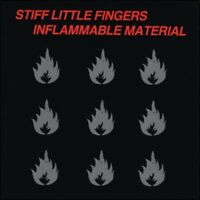 Stiff Little Fingers - Inflammable Material - New Vinyl LP