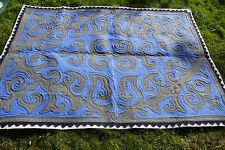 238x 199cm feutre tapis shirdak fait à la main shyrdak schirdak tapis oriental Felt rug