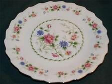 CAKE PLATE: SPRING NIGHT floral - Made in Japan by Keito