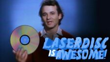 Select Your Laserdisc LD From a Lot List of 70 Titles with FREE SHIPPING