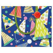 Caspari Party Hats Mini Gift Bag (9002B0)