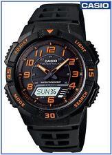 Casio Original New AQ-S800W-1B Analog Digital Tough Solar WR100M Watch AQ-S800