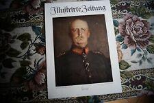 1918 Zeitungsdruck 3900 / Ludendorff