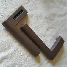 1988 1994 Chevy GMC C/K 1500 Truck LH Lower Dash Pad Moldings Trim Brown