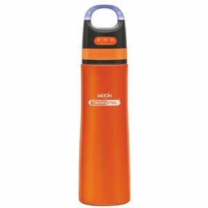Milton Boom 900 Stainless Steel Bottle & Wireless Bluetooth Speaker 700ml,Orange