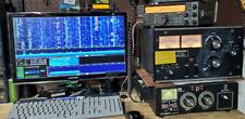 KENWOOD TS-570D AM FM SSB HAM TRANSCEIVER w/ TUNER 160-10M, MIC, IF Pandapter NR