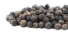 Peppercorns, Black (Piper nigrum), Whole, Certified Organic ~ 2 oz.
