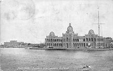 B38263 Port Said Bureaux de la Companie du Canal  egypt