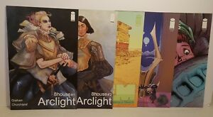 8HOUSE: ARCLIGHT #1-5 (FIVE BOOK VALUE PACK) VF FIRST PRINTS
