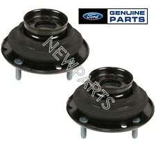 Ford Flex Police Lincoln MKT MKS Pair Set of 2 Front Suspension Strut Mounts OES