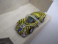 """BUB  08054  Porsche  Carrera  6  """"12h Sebring 1967""""  (gelb/schwarz)  1:87  OVP !"""