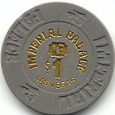 Imperial Palace Las Vegas $1 chip