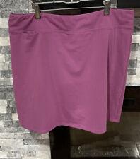 Adidas Climalite Skirt Womens Golf Skort Size 16