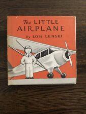 Lois Lenski THE LITTLE AIRPLANE 1966 w/DJ illustrated RARE CHILDRENS