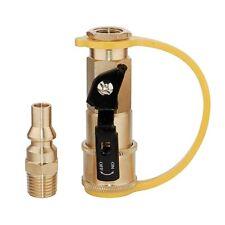 1/4 Inch Rv Propane Quick Connect Adapter For Propane Hose, Propane Or Natu K0C4