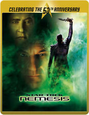 STAR TREK: NEMESIS STEELBOOK****BLU-RAY****REGION B****NEW & SEALED
