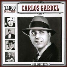 CD de musique tango carlos gardel