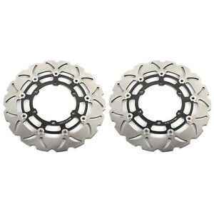 Details about  /MetalGear Brake Disc Rotor non ABS Front L or R for BMW R 1100 R 2001
