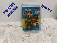 Vintage 1985 Super Powers KALIBAK 33-Back Kenner Action Figure MOC