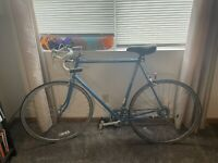 Vintage SCHWINN TRAVELER Road/Racing Bike Bicycle Blue