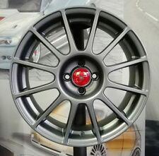 """Kit 4 Jantes Alliage 7,5jx17"""" pour Fiat 500 ABARTH, ESSEESSE, 595, 695, Cabrio A"""