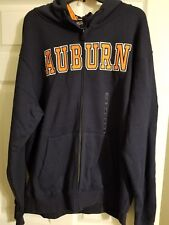 Auburn Tigers jacket with hood NWT by Campus Heritage Collection size XLarge $55